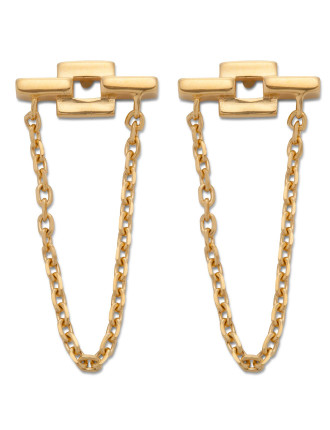 Aurore Chain Earring