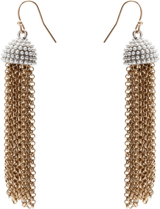 Ursula Tassel Earring