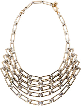 Jane Lattice Necklace
