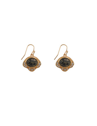 Rose Of Sabine Drop Earring