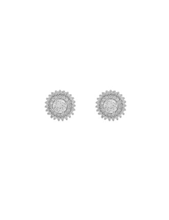 Sun Dancer Petitie Stud Earrings