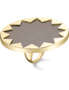 SUNBURST COCKTAIL RING $48.30