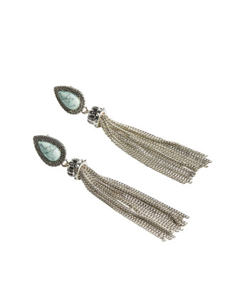 Soul Calls Tassel Earrings