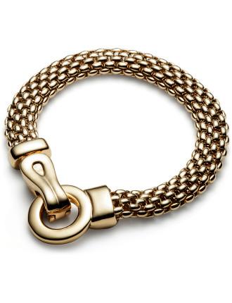 Metal Circle Bracelet