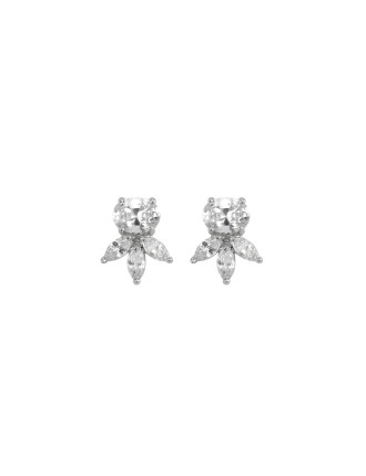 Dark Romance Grand Stud Earrings