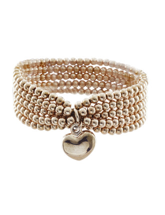 Heartfelt Stretch Bracelet
