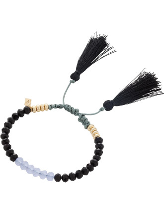 Tropics Tassel Pulley Bracelet
