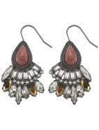 Endless Night Earrings $110.00