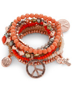 Strawberry Fields Bracelet Sets $79.95