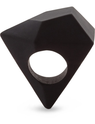 Rubber Rock Ring