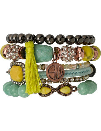 Endless Summer Bracelet Set