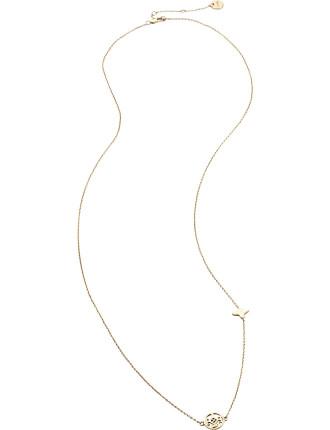 Cut Out Pendant Necklace