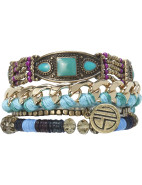 Infectious Magic Bracelet Set $125.00