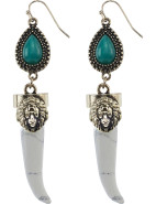 Tribal Dreaming Earrings $140.00