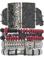 From Now On Bracelet Set $140.00