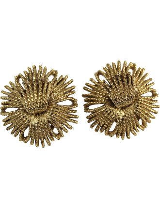 MONET 1980s 'Cordelia' Clip On Earrings