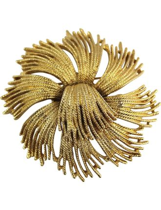 MONET 1960s 'Cordelia' Brooch
