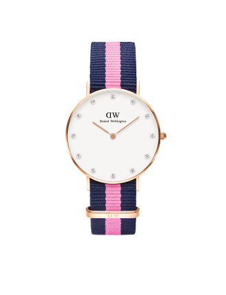 Classy Winchester 34mm Rose Gold