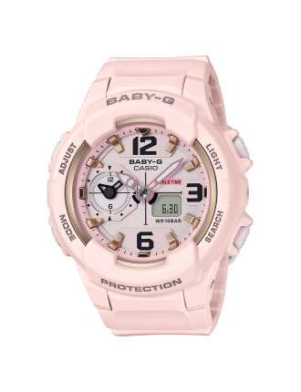 Baby G Duo Military Style W/Time, Alarm