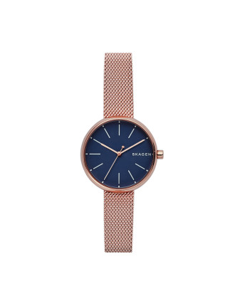Signatur Rose Gold-Tone Watch