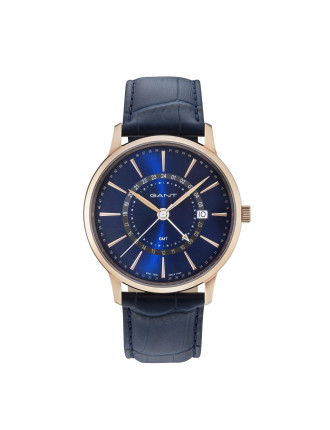 CHESTER Watch - Blue Dial, Blue Strap