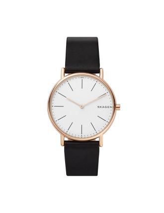 Signatur Slim Black Watch