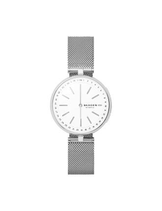 Signatur Connected White Hybrid Smartwatch