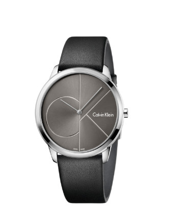 Calvin Klein Minimal Cool Grey Dial Watch