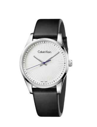 Calvin Klein Steadfast Silver Dial Watch