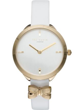 ELANA - WHITE/GOLD