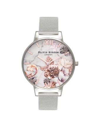 Marble Florals Watch