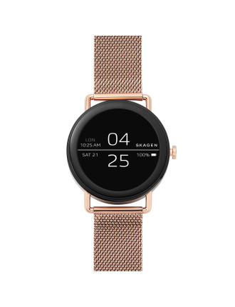 Smartwatch - Falster Rose Gold-Tone Mesh
