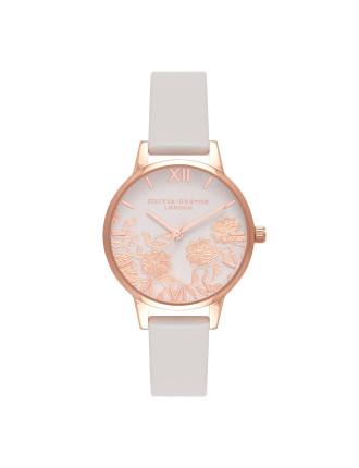 Lace Detail Watch