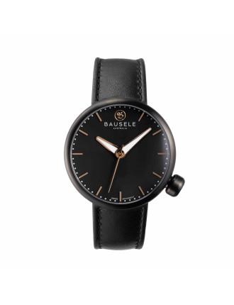 Noose Afterdark Leather Watch