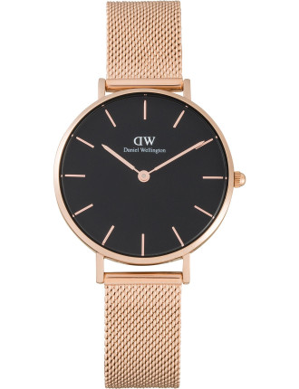 Classic Petite Watches - Black Dial 32mm