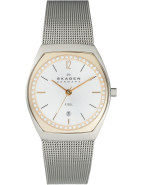 White Klassik Watch $245.00
