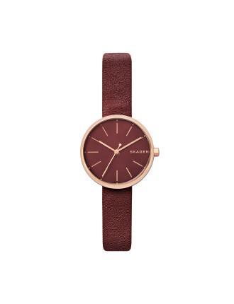 Signatur Red Watch