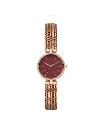 Signatur Rose Gold Watch