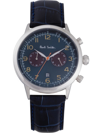 Precision Multi Dial Blue Dial