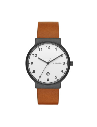 Skagen Ancher Light Brown Watch
