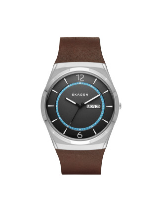 Skagen Melbye Dark Brown Watch