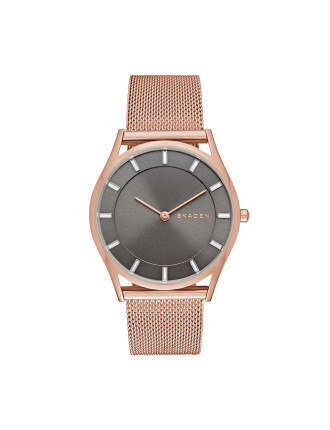 Skagen Holst Rose Gold Watch