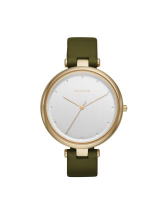 Skagen Tanja Green Watch