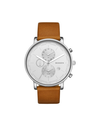 Skagen Hagen Light Brown Watch