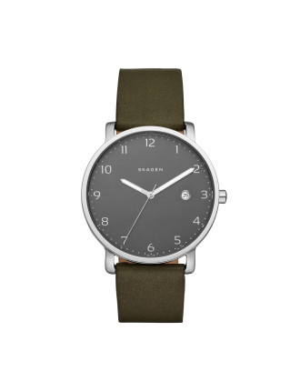 Skagen Hagen Green Watch
