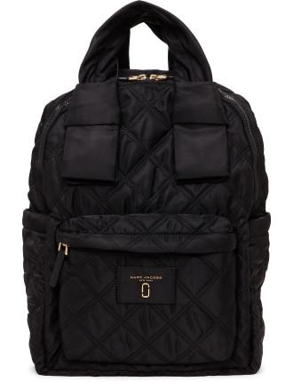 Nylon Knot Large Backpack