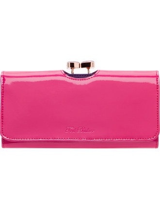 Ted Baker Bow Enamel Matinee Purse - Long