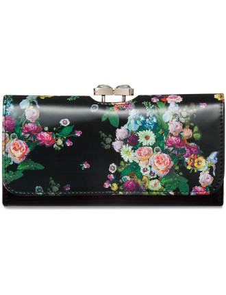 Oil Blossom Matinee Purse
