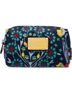 Pretty Nylon Maddy Botanical Print - Small Cosmetic $89.95