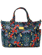 Pretty Nylon Maddy Botanical Print - Small Cosmetic $379.00